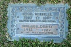 Beulah Ruth <i>Pearson</i> Disney