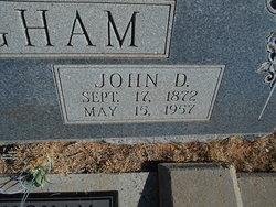 Jonathan Douglas John Bingham