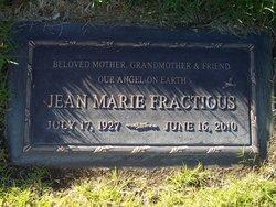 Jean M. <i>Chappel</i> Fractious