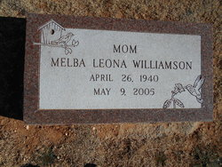 Melba Leona <i>Loyd</i> Williamson