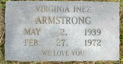 Virginia Inez Armstrong