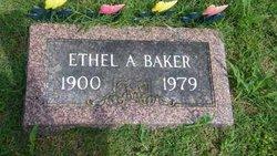 Ethel A. Baker