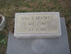 Addie Lena <i>Barefoot</i> Braswell
