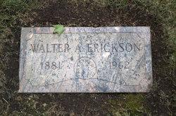 Walter Andrew Erickson