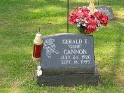 Gerald E. Gene Cannon