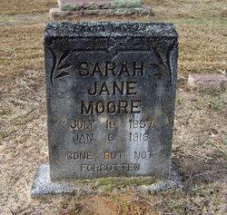 Sarah Jane Moore