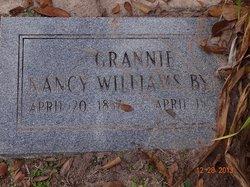 Nancy <i>Williams</i> Willette