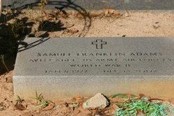 Samuel Franklin Adams