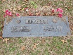 Elsie E <i>Sanders</i> Beaver