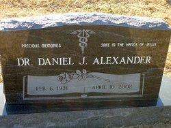 Daniel J Alexander