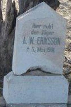 Axel Wilhem Karuwapa Eriksson