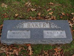 Mary Stewart (Stuart?) <i>Krantz</i> Baker
