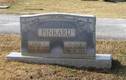 Ruth <i>Fant</i> Pinkard