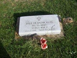Dale Hicklin