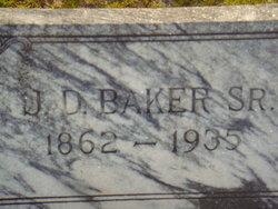 James D Baker