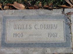 Wailes Cornelius Drury