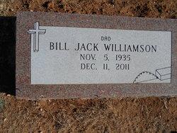 Bill Jack Williamson