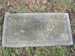 Alice Abernathy
