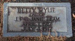 Betty Wylie Beam