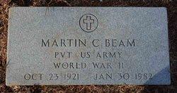 Martin C Beam