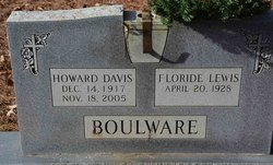 Howard Davis Boulware