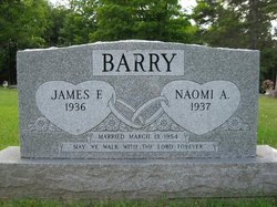 Naomi A. <i>Robinson</i> Barry