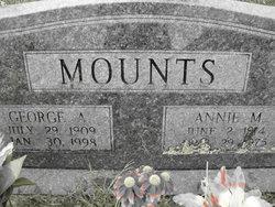 George A Mounts