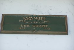 Lee Grant Lancaster