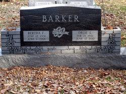 Orlie Leo Barker