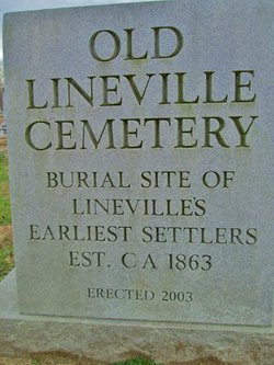 Old Lineville Cemetery