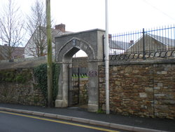 Bideford Old Town Park Municipal Cemetery