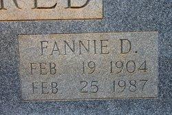 Fannie Hicks <i>Daves</i> Allred