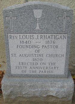 Rev Fr Louis/Lewis Rhatigan