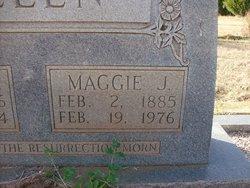 Maggie Josephine <i>Goss</i> Allen