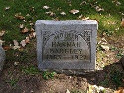 Johanna Hannah <i>Warner</i> Badgley