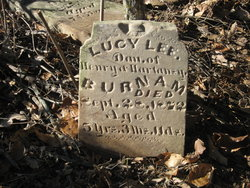 Lucy Lee Burnam