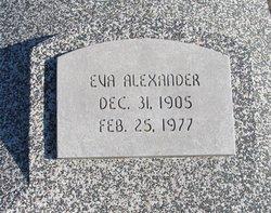 Eva Alexander