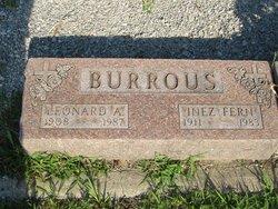 Inez Fern Burrous