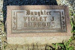 Violet J. Burrous