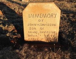 John Henry Davidson