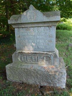 Ward Deuel