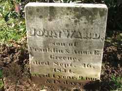 John Ward Greene