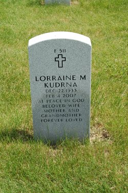 Lorraine M <i>Wandler</i> Kudrna