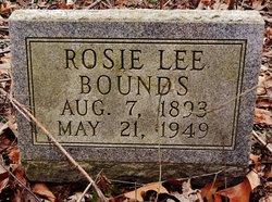 Rosie Lee <i>Eakins</i> Bounds