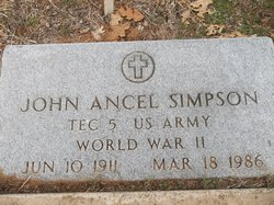 John Ancel Simpson