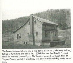 Littleberry Berry Adkins, Sr