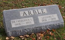 Frederick Ellsworth Arble