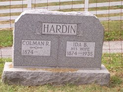 Coleman Russell Hardin