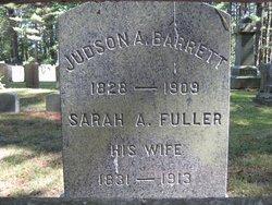 Sarah A <i>Fuller</i> Barrett