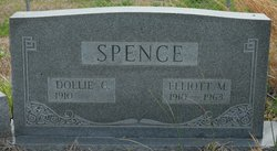 Dollie Odell <i>Chadwick</i> Spence